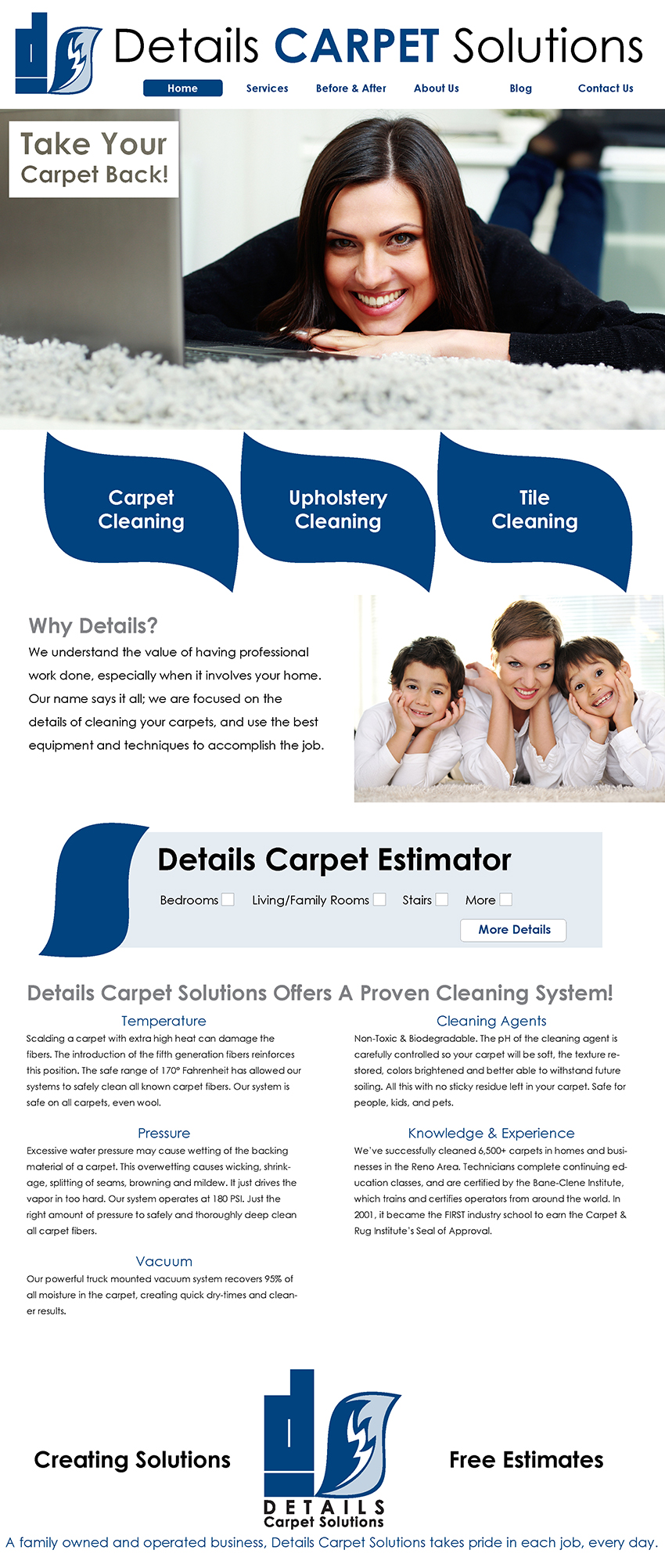 Details Carpet Solutions